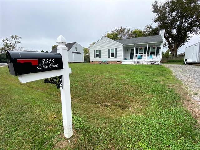 8414 Shire Court, Mechanicsville, VA 23111 (MLS #2032385) :: Treehouse Realty VA