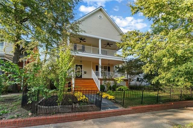 2503 Semmes Avenue, Richmond, VA 23225 (MLS #2032388) :: Treehouse Realty VA