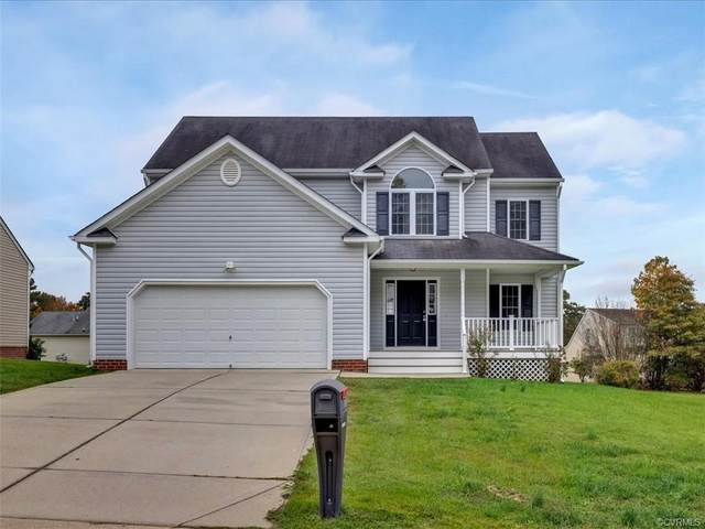 7801 Nathan Lane, North Chesterfield, VA 23235 (MLS #2032396) :: EXIT First Realty