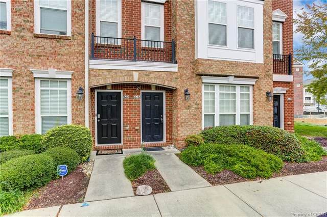 616 Red Hill Road, Newport News, VA 23602 (MLS #2032399) :: Treehouse Realty VA