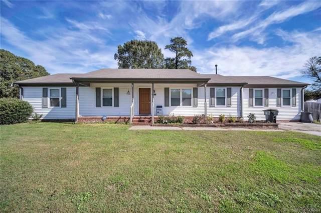 119 Hudgins Farm Drive, Yorktown, VA 23692 (#2032400) :: Abbitt Realty Co.