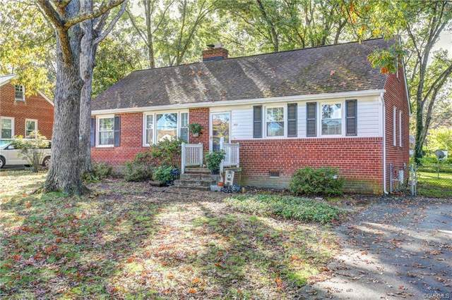 8717 Holly Hill Road, Henrico, VA 23229 (MLS #2032411) :: Blake and Ali Poore Team