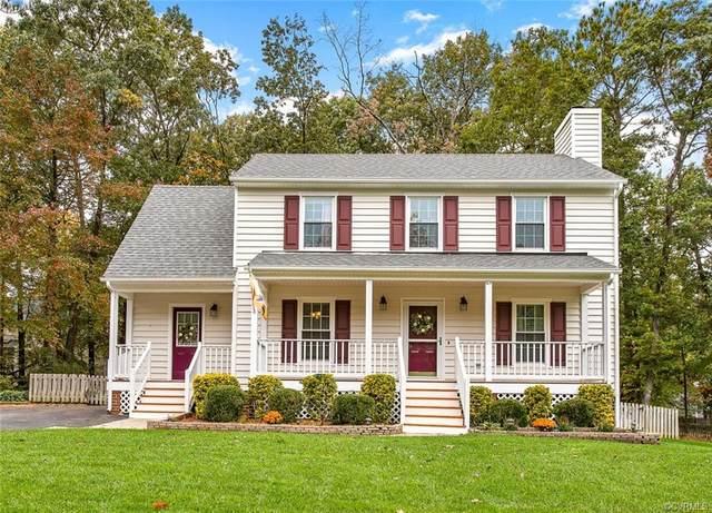 5141 Chelsea Brook Lane, Glen Allen, VA 23060 (MLS #2032416) :: Treehouse Realty VA