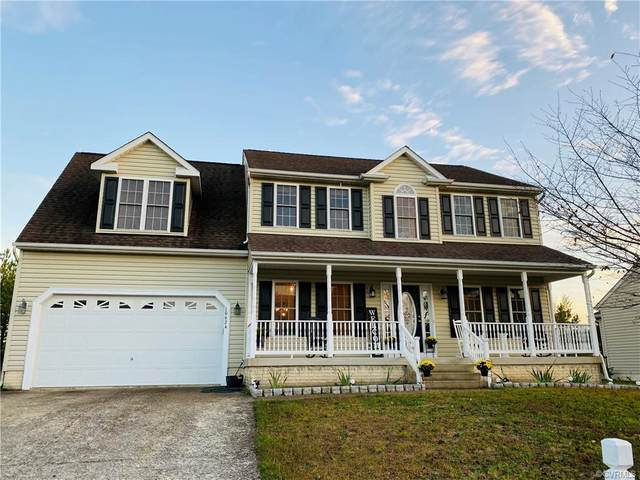 10624 Gallant Fox Way, Ruther Glen, VA 22546 (MLS #2032419) :: Treehouse Realty VA
