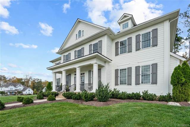 16107 Old Castle Road, Midlothian, VA 23112 (MLS #2032438) :: Blake and Ali Poore Team