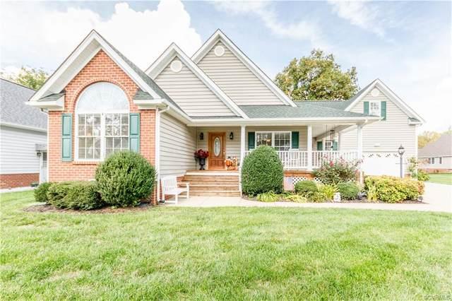 4300 Village Woods Lane, Chester, VA 23831 (MLS #2032453) :: Treehouse Realty VA