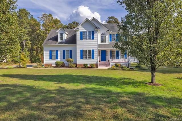 7643 Phillips Woods Drive, Henrico, VA 23231 (MLS #2032456) :: Treehouse Realty VA