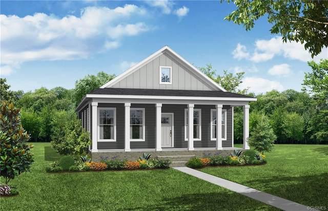 706 Vaughan Road, Ashland, VA 23005 (MLS #2032461) :: EXIT First Realty
