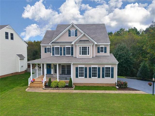 9014 Brigadier Road, Mechanicsville, VA 23116 (MLS #2032464) :: Treehouse Realty VA