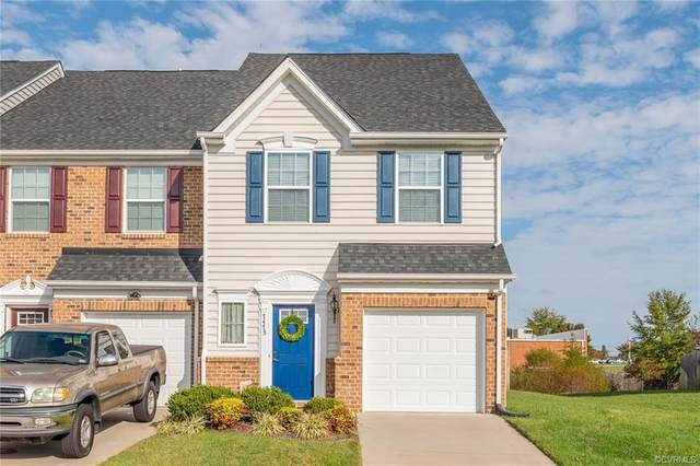 7475 Washington Arch Drive, Mechanicsville, VA 23111 (#2032482) :: Abbitt Realty Co.