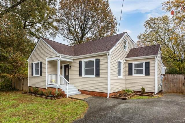 3815 Benton Avenue, Henrico, VA 23222 (MLS #2032487) :: The Redux Group