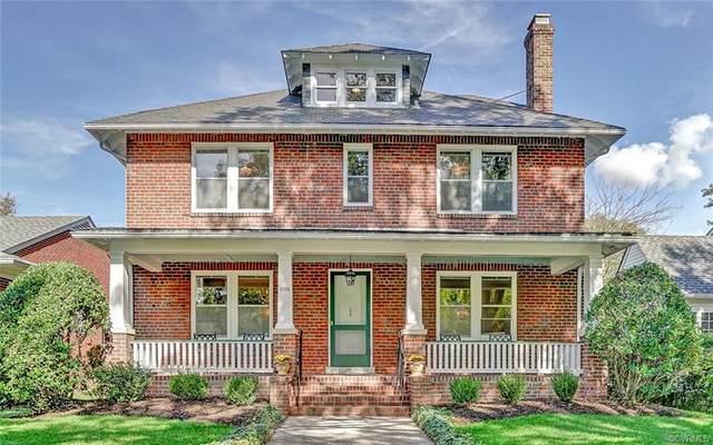 4014 Monument Avenue, Richmond, VA 23230 (MLS #2032494) :: Treehouse Realty VA