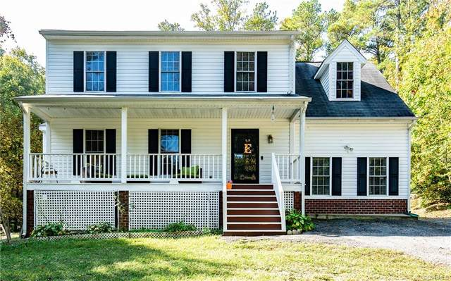 2566 Brookforest Court, Midlothian, VA 23112 (MLS #2032509) :: The Redux Group