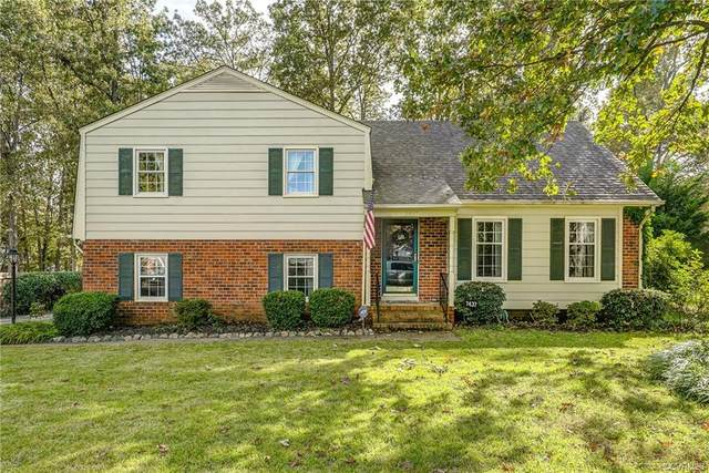 7437 Sandlewood Drive, Chesterfield, VA 23235 (#2032533) :: Abbitt Realty Co.