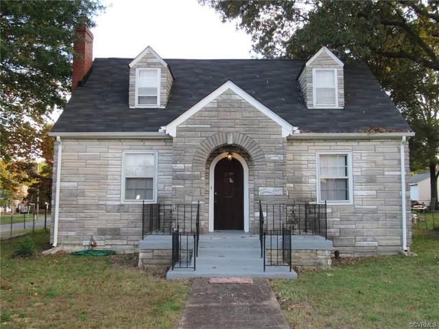 2301 Dumbarton Road, Henrico, VA 23228 (MLS #2032542) :: Treehouse Realty VA
