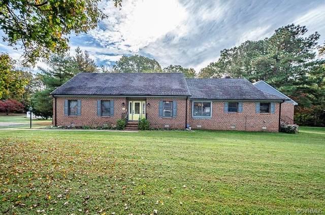 805 Reese Drive, Sandston, VA 23150 (MLS #2032544) :: Treehouse Realty VA