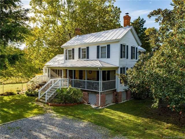 186 Aarons Beach Road, Diggs, VA 23045 (MLS #2032579) :: Treehouse Realty VA