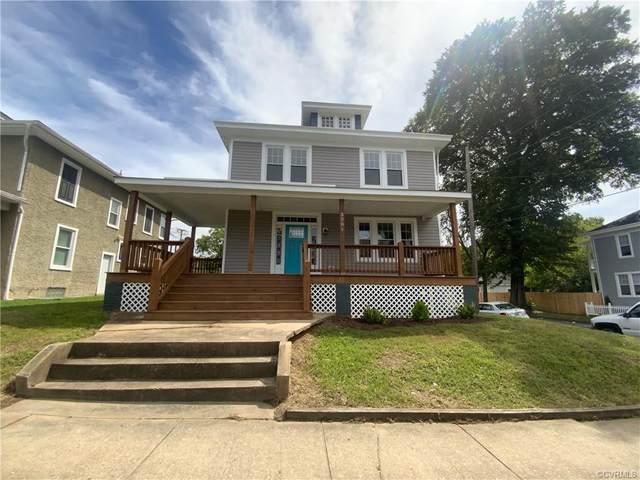 3201 Carolina Avenue, Richmond, VA 23222 (MLS #2032585) :: Treehouse Realty VA