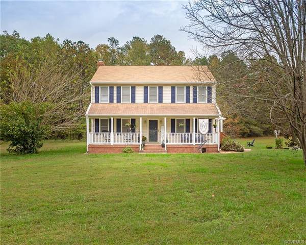 3629 Britton Road, Henrico, VA 23231 (MLS #2032597) :: The Redux Group