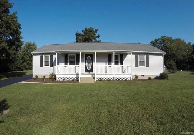 7060 Sunset Drive, Mechanicsville, VA 23111 (MLS #2032600) :: Keeton & Co Real Estate