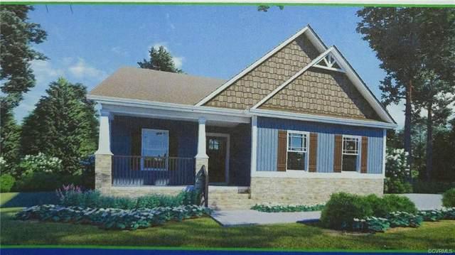 01 Henley Fork Drive, Tappahannock, VA 22560 (MLS #2032617) :: The Redux Group