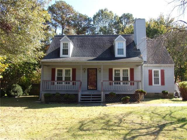 103 Swannee Drive, Ashland, VA 23005 (MLS #2032625) :: EXIT First Realty