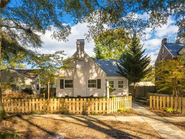 3521 Edgewood Avenue, Richmond, VA 23222 (MLS #2032630) :: Small & Associates