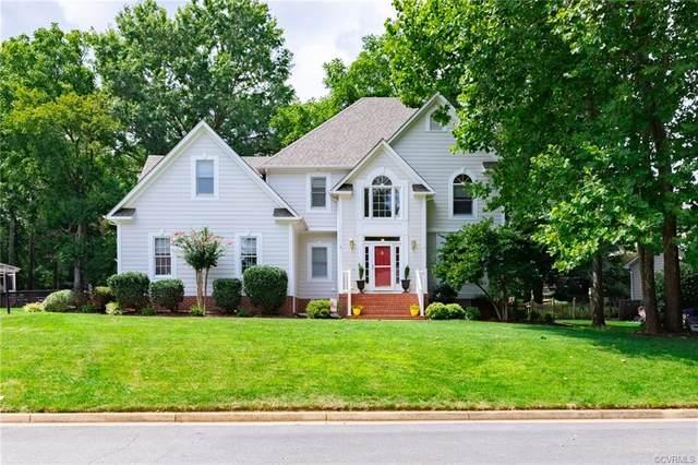 9187 Ivy Banks Drive, Mechanicsville, VA 23116 (MLS #2032632) :: Small & Associates