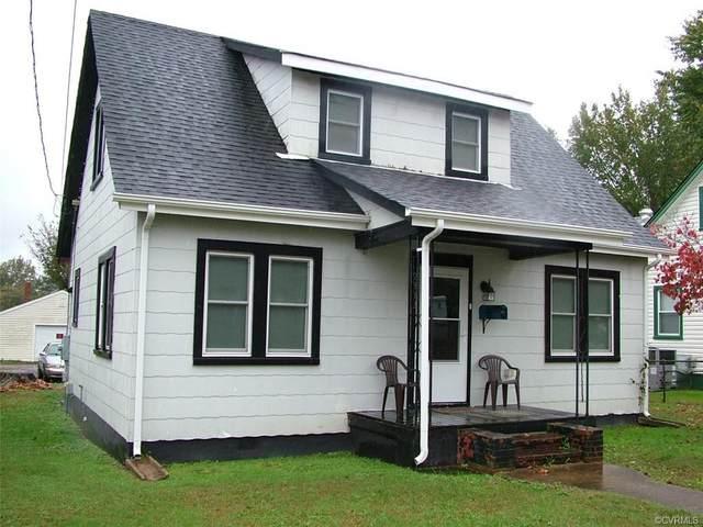 2312 Danville Street, Hopewell, VA 23860 (MLS #2032646) :: Treehouse Realty VA