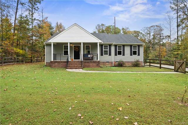 1660 Giles Bridge Road, Powhatan, VA 23139 (MLS #2032654) :: Treehouse Realty VA