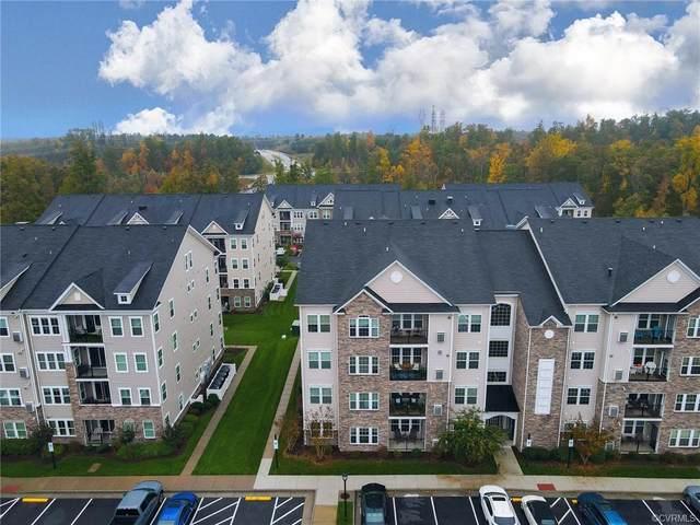 14011 Briars Circle #101, Midlothian, VA 23114 (MLS #2032663) :: Treehouse Realty VA