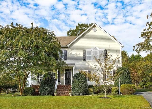 3624 Meadow Pond Court, Glen Allen, VA 23060 (#2032677) :: The Bell Tower Real Estate Team