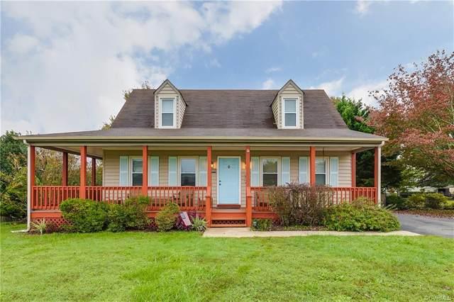 7004 Mccauley Lane, Mechanicsville, VA 23111 (MLS #2032705) :: Small & Associates