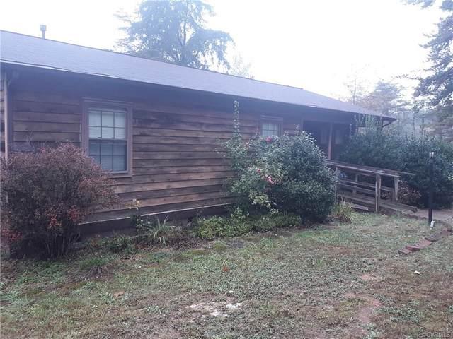 1007 Hickory Creek Road, Louisa, VA 23093 (MLS #2032729) :: The Redux Group