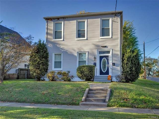 2501 Semmes Avenue, Richmond, VA 23225 (MLS #2032749) :: Treehouse Realty VA