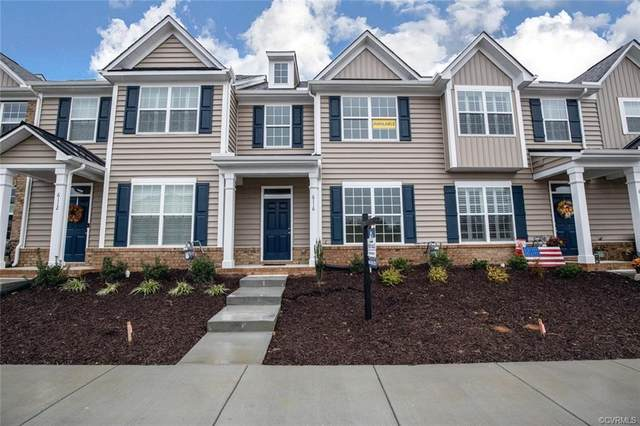 6141 Bowline Lane, Chesterfield, VA 23234 (MLS #2032763) :: EXIT First Realty