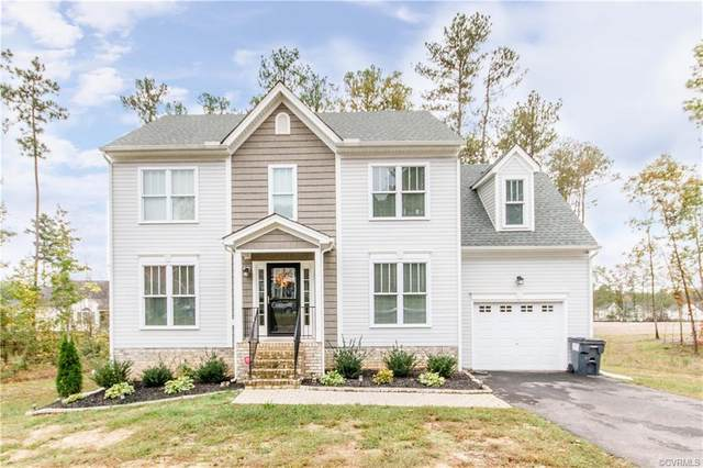4013 Harrow Drive, Chester, VA 23831 (MLS #2032786) :: Small & Associates