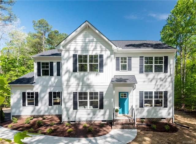 11422 Colwick Trace, Mechanicsville, VA 23116 (MLS #2032818) :: Small & Associates