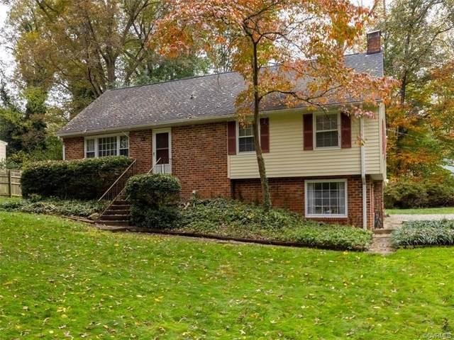 650 N Pinetta Drive, North Chesterfield, VA 23235 (MLS #2032825) :: Small & Associates