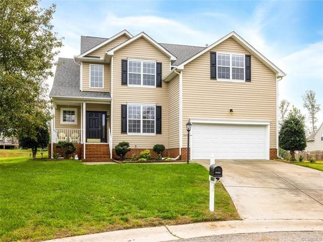 14843 Flour Mill Court, Midlothian, VA 23112 (MLS #2032846) :: Small & Associates