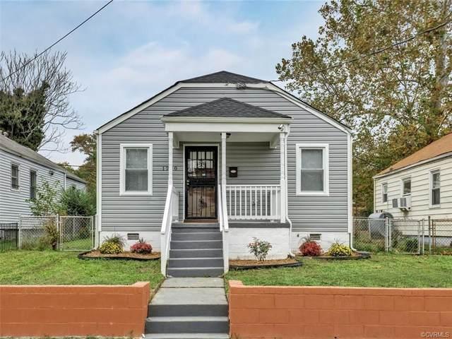1220 N 35th Street, Richmond, VA 23223 (MLS #2032868) :: Treehouse Realty VA