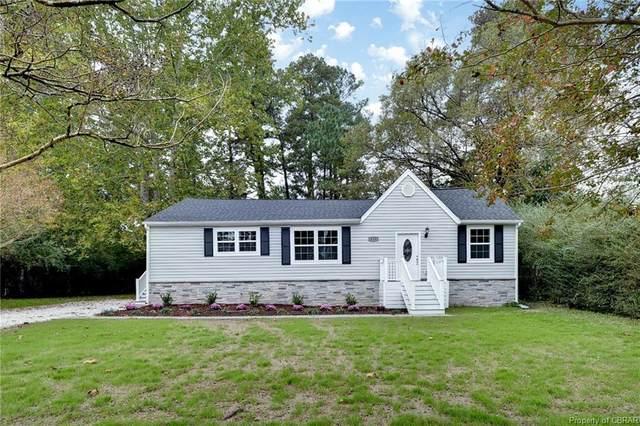 410 Pocahontas Street, Williamsburg, VA 23185 (MLS #2032880) :: Treehouse Realty VA