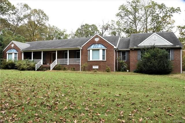 6474 White Oak Ridge Drive, Mechanicsville, VA 23111 (MLS #2032896) :: Small & Associates