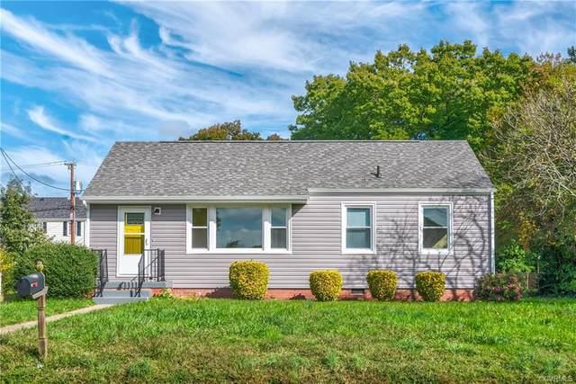 3409 Oxnard Road, Henrico, VA 23223 (MLS #2032898) :: Treehouse Realty VA