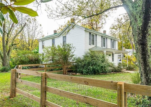 2294 Mill Road, Powhatan, VA 23139 (MLS #2032901) :: EXIT First Realty