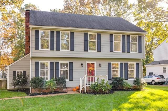 11103 Warren View Road, Henrico, VA 23233 (MLS #2032907) :: Treehouse Realty VA