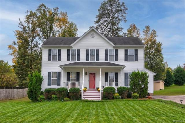 9119 Laureate Lane, Chesterfield, VA 23236 (MLS #2032914) :: Treehouse Realty VA