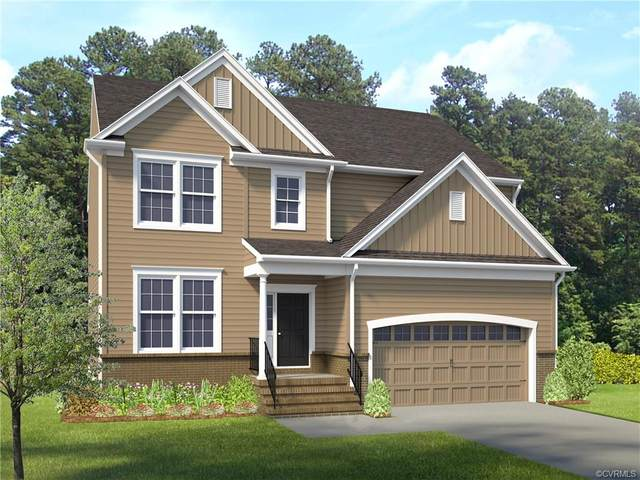 9109 Fenshaw Court, Mechanicsville, VA 23116 (MLS #2032926) :: Blake and Ali Poore Team