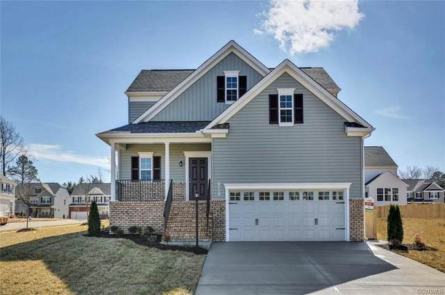 9105 Fenshaw Court, Mechanicsville, VA 23116 (MLS #2032932) :: Treehouse Realty VA