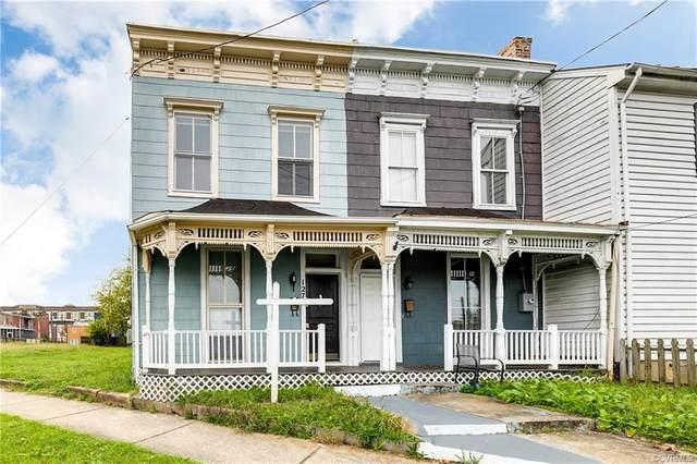 127 W Jackson Street, Richmond, VA 23220 (MLS #2032936) :: Treehouse Realty VA